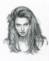 Angelina Jolie by characterundefined