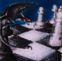 Dragon Chess by Mist-Howler