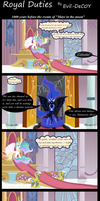 Royal Duties by Evil-DeC0Y