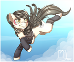 Personnal- Kerato!MLP by Little-Noko