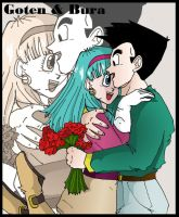 BuraxGoten B-gift for -Bura by dbzsisters