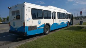 2007 Orion V bus ready to depart by baul104