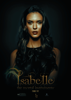 Isabelle Lightwood by Ardawling