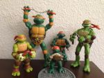 Turtle Power - Michelangelo by eternalview