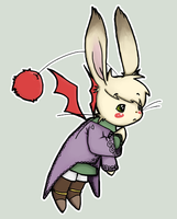 Moogle by analsheepprobe