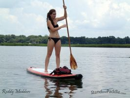 Stand and Paddle SUP 4163 by PaddleGallery