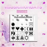 #MusicMondays|Brushes by SmilerSmileBiebs