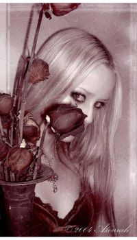 Fallen This Rose by Akourah