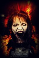 I'm burning by D3vilusion