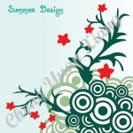 Abstract - Summer Design by Chongyx