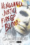 Game of Thrones Season 5 Harpy Poster by Rewind-Me