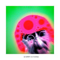 HAPPY GANDHI by sumqui