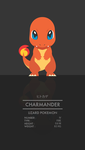 Charmander by WEAPONIX