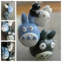 Totoro by CraftyAlice