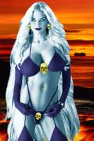 Lady Death by DaswookofHeromorph