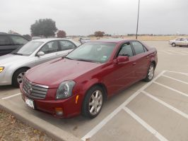 2004 Cadillac CTS by TR0LLHAMMEREN