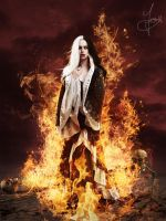 Hel - Goddess Of The Norse Underworld by xJessey
