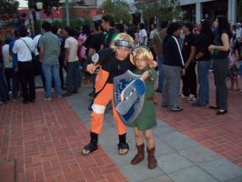 VB2 - Naruto and Young Link by villamar