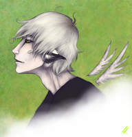 Oliver - human form by Mayka94