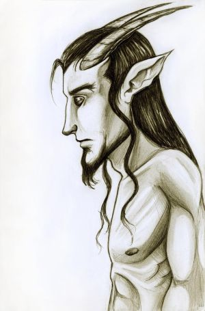 The Somber Faun With No Name