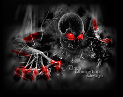 Cabezal Dark Photoshop Design by Enderworld