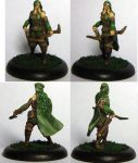 Wood elf - 28mm by Githgulcag