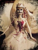 Bloody Bride by Pugg