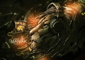 Jungle Music by Maniakuk