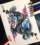 151- King of Clubs by Lucky978