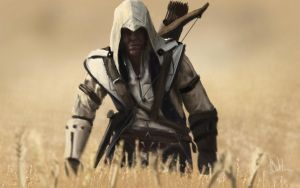 Assassin's Creed 3 by Surfsideaaron