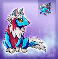 Vulpice V-Dex No. 010 by TheCreationist