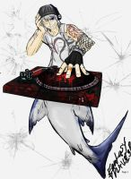 Disk Jockey: Reef by Fantasytraveler