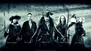 Pirates of the Caribbean III by lisong24kobe