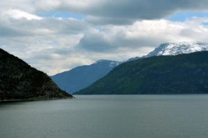 Sailing the fjords to Skjolden 36 by abelamario