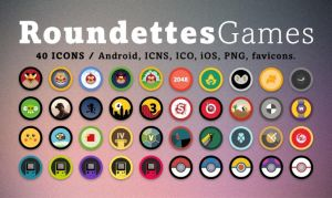 Roundettes: Games by NicoZahlut