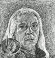 Lucius Malfoy by LoonaLucy