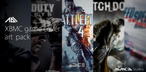 XBMC game cover art pack by EricRamstedt