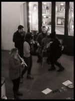 Music at Covent Garden by pueyo