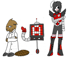 Canadtale AU References 003 by RicePoison
