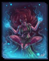 Water Witch by WhiteLeyth