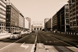Milano Plume by OviXPhotography