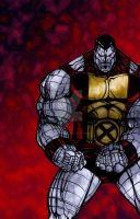 Colossus - color by pauloskinner