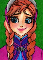 Anna by Eviethelion