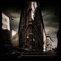 crooked street by raun