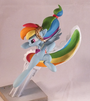 Divekick Rainbow Dash - single by frozenpyro71