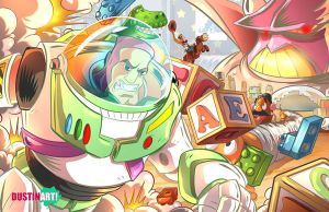 To Infinity and Beyond by DustinEvans