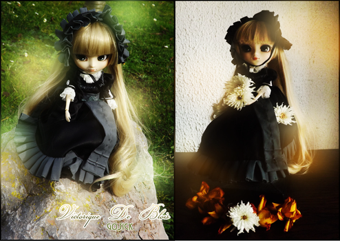 [ Gosick ] Victorique de Blois - Sweet Fairy by CaptainMisuzu