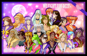 We Fight For Dezi! by Val4s-san