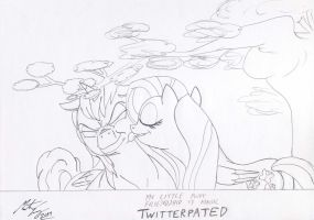 MLP:FiM - Pony Twitterpated by MortenEng21