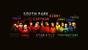 South Park Wallpaper by deper